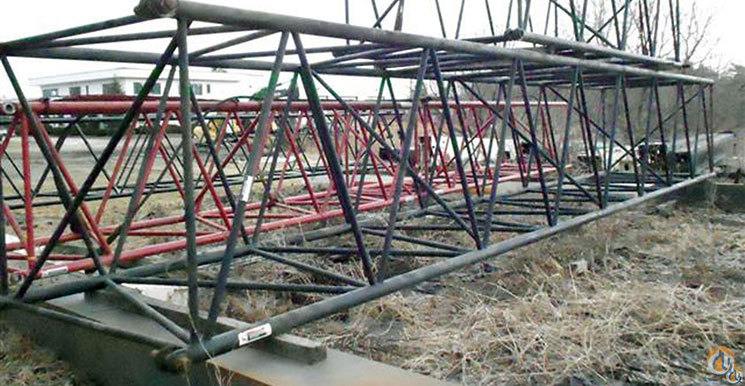 Link-Belt 40 Tube Boom Insert Boom Sections Crane Part for Sale in Williston Vermont on CraneNetwork.com