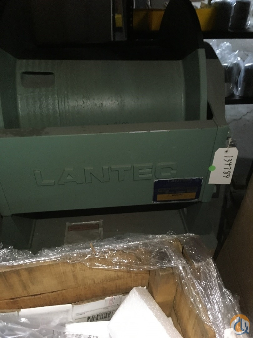 Other Lantec LHS160A Winch Winches & Drums Crane Part for