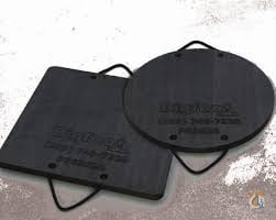 Bigfoot 3 Inch Square Bigfoot Outrigger Pads Outrigger Mats Pads and Cribbing Crane Part for Sale on CraneNetwork.com