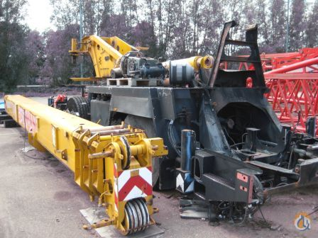 Grove GMK 2035 E Boom Sections Crane Part for Sale on CraneNetwork.com