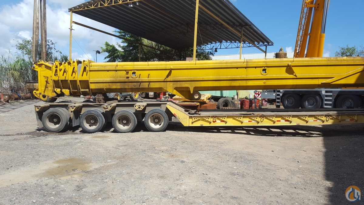 Grove GROVE GMK6350 Complete Boom Boom Sections Crane Part for Sale on CraneNetwork.com