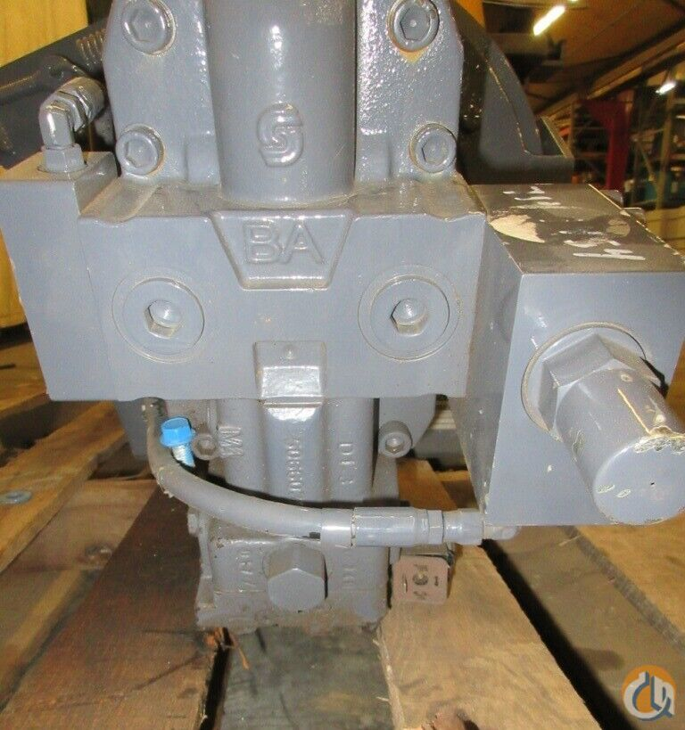 Braden BRADEN GEARMATIC WINCH PD15B-SPL-34V061031-24UG GROOVED DRUM 15OOO lbs. Winches  Drums Crane Part for Sale in Coffeyville Kansas on CraneNetwork.com
