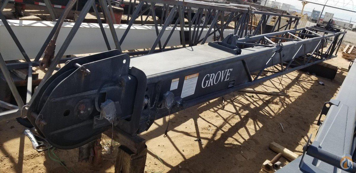 Grove Grove Bi-Fold Jib RT700 760 TMS 760 Jib Sections  Components Crane Part for Sale in El Paso Texas on CraneNetwork.com