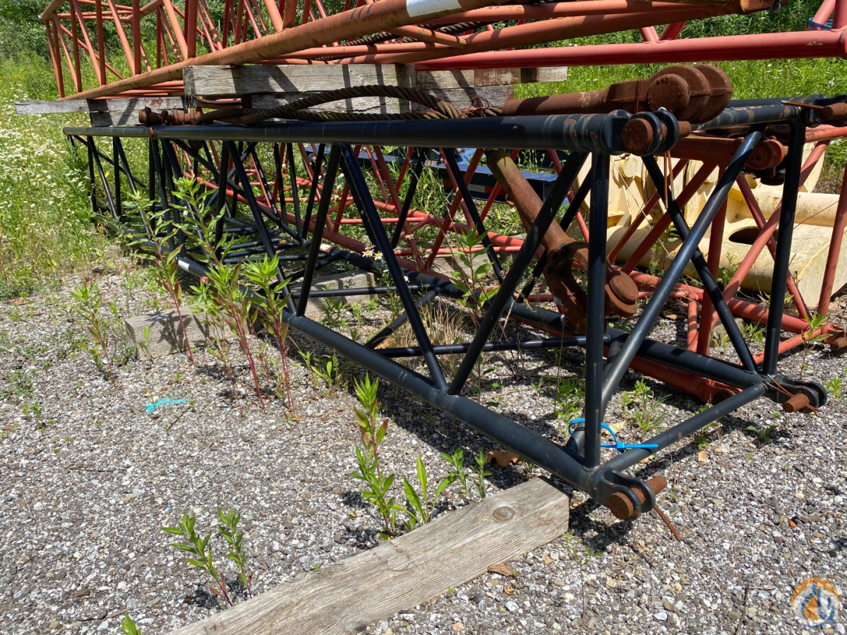 Manitowoc Manitowoc 123 Jib Section Jib Luffing Crane Part for Sale in Solon Ohio on CraneNetwork.com
