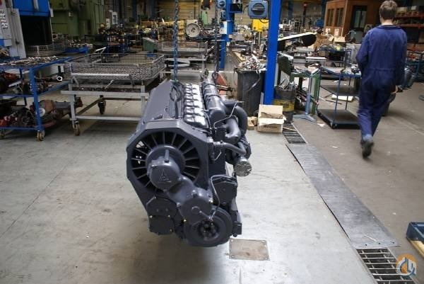 Deutz Deutz BF6L513R Engines  Transmissions Crane Part for Sale on CraneNetwork.com