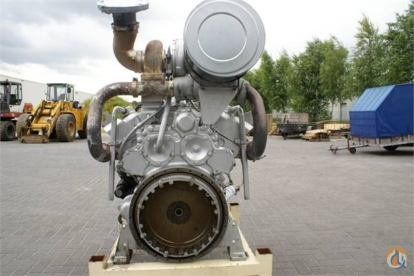 Detroit Detroit 8V92TA Engines  Transmissions Crane Part for Sale on CraneNetwork.com