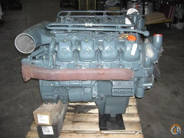 Mercedes-Benz Mercedes-Benz OM 422 Engines  Transmissions Crane Part for Sale on CraneNetwork.com
