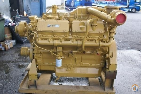 Caterpillar Caterpillar USED ENGINES Engines  Transmissions Crane Part for Sale on CraneNetworkcom