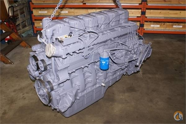 Scania Scania DSC 12 01 Engines  Transmissions Crane Part for Sale on CraneNetwork.com