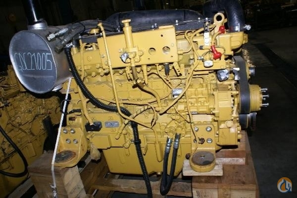 Caterpillar Caterpillar C64 Engines  Transmissions Crane Part for Sale on CraneNetworkcom