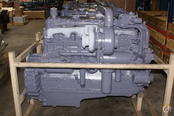 Cummins Cummins NT 855 Engines  Transmissions Crane Part for Sale on CraneNetwork.com