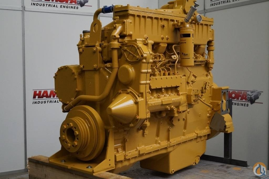 Caterpillar Caterpillar 3406 Engines  Transmissions Crane Part for Sale on CraneNetwork.com