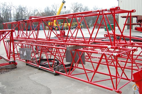 Manitowoc 20039 Jib Insert for Any Manitowoc 1000012000 Jib Sections  Components Crane Part for Sale on CraneNetworkcom