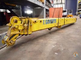 Liebherr Liebherr LTM 1035 Boom Sections Crane Part for Sale on CraneNetwork.com