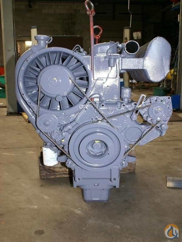 Deutz Deutz F5L912 Engines  Transmissions Crane Part for Sale on CraneNetwork.com