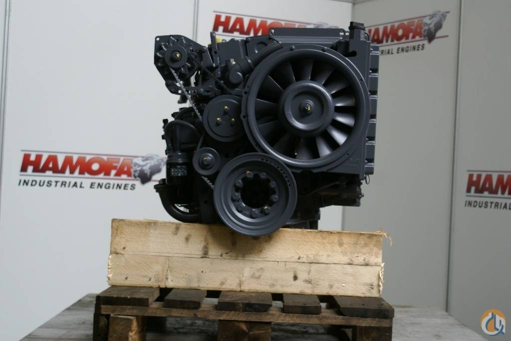 Deutz Deutz BF4M1012 Engines  Transmissions Crane Part for Sale on CraneNetwork.com