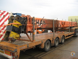 Krupp Krupp KMK 4070 Boom Boom Sections Crane Part for Sale on CraneNetwork.com