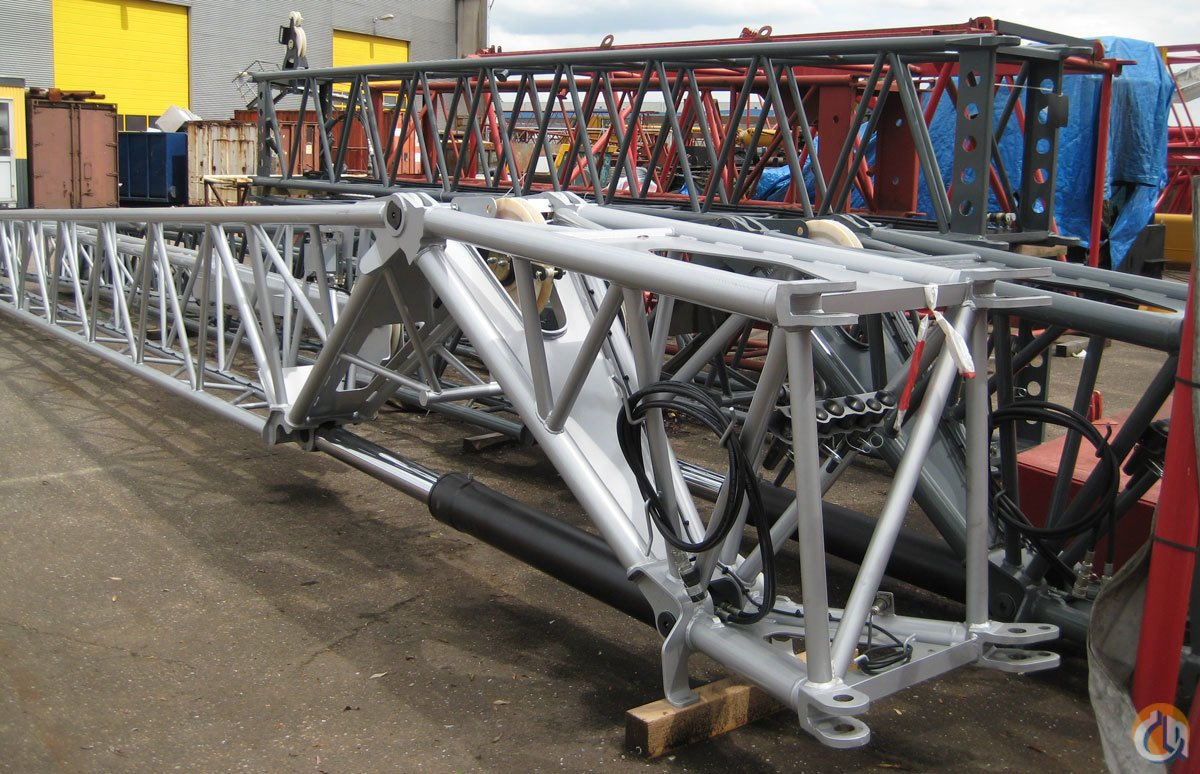 Grove Grove jib extension hydraulic offset for GMK 5220 5275 Jib Luffing Crane Part for Sale on CraneNetworkcom