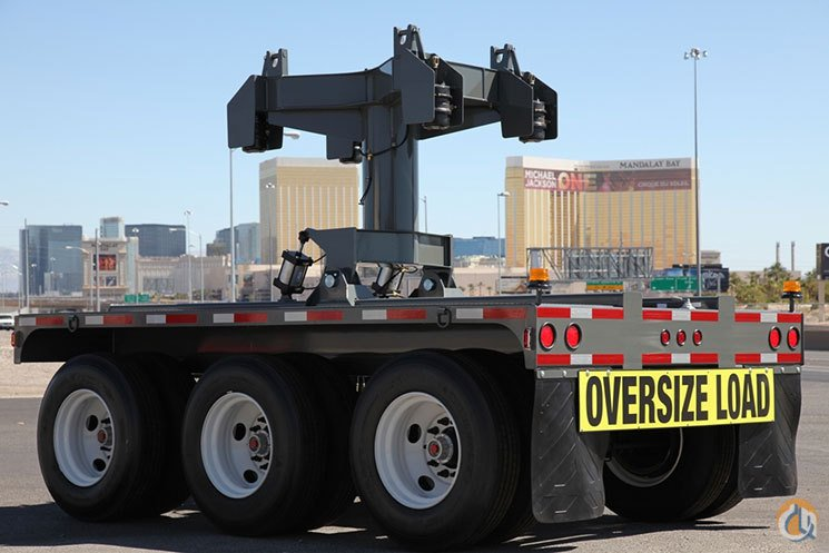Transworld Manufacturing 3 Axle Boom Dolly Boom Dolly Crane Part for Sale in Las Vegas Nevada on CraneNetwork.com