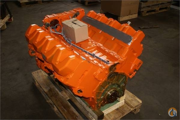 Scania Scania DS14 LONG-BLOCK Engines  Transmissions Crane Part for Sale on CraneNetworkcom