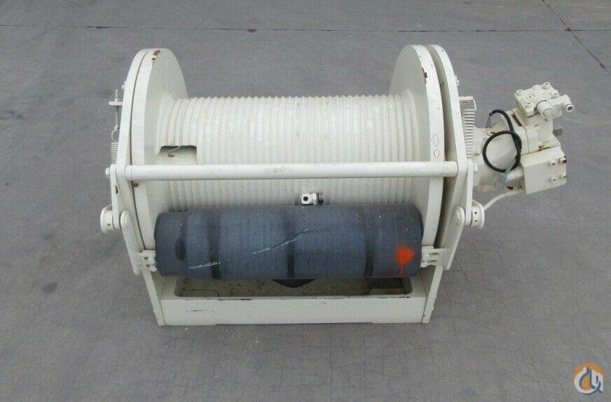 Braden WINCH-BRADEN GEARMATIC CH210A-SPL-50V061037-05GR 21000 lbs CAP. GROOVED DRUM Winches  Drums Crane Part for Sale in Coffeyville Kansas on CraneNetwork.com