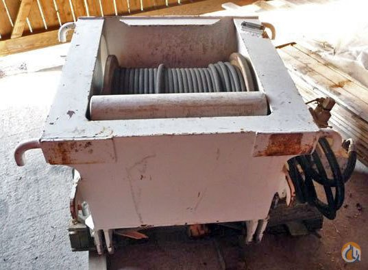 Grove Auxiliary GROVE WINCH WILL FIT KRUPP ALSO Winches  Drums Crane Part for Sale on CraneNetwork.com