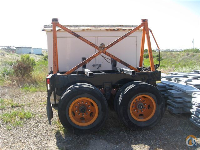 Grove Two-Axle Boom Dolly Boom Dolly Crane Part for Sale in Long Beach California on CraneNetwork.com