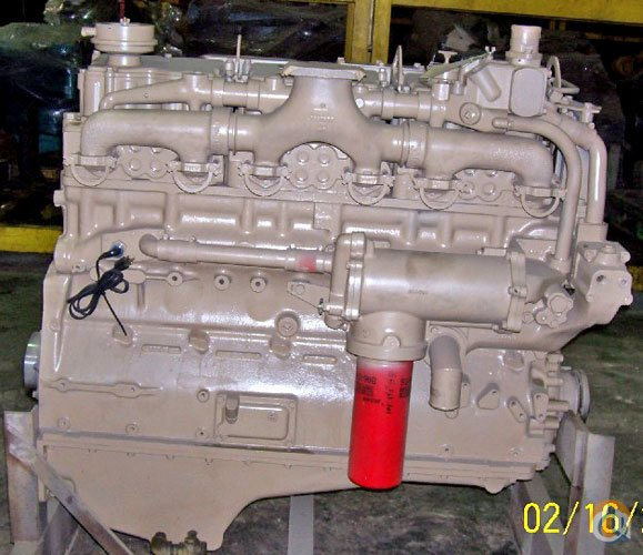 Cummins Rebuilt Cummins NH 855 C250 Engines Transmissions