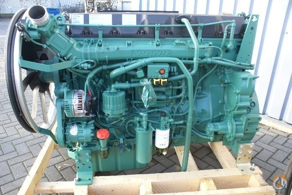 Volvo VOLVO TAD1360VE Engines  Transmissions Crane Part for Sale on CraneNetwork.com