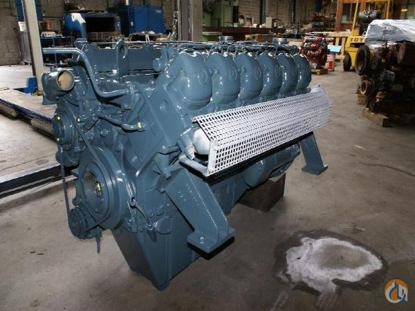 Mercedes-Benz Mercedes-Benz OM 404 Engines  Transmissions Crane Part for Sale on CraneNetworkcom