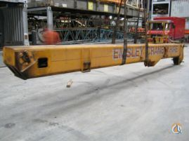 Krupp Krupp KMK 2025 Boom w Fly Section Boom Sections Crane Part for Sale on CraneNetwork.com