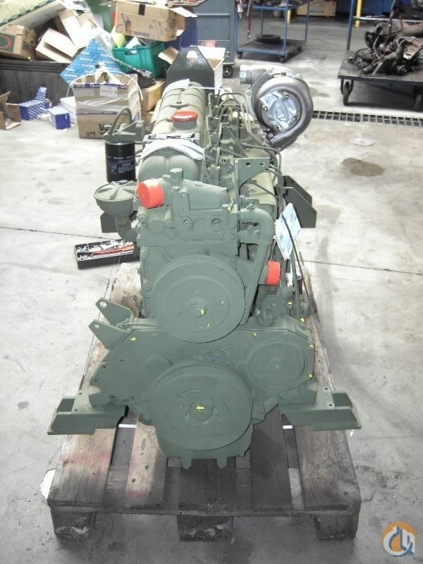 DAF DAF NS 133 M Engines  Transmissions Crane Part for Sale on CraneNetwork.com