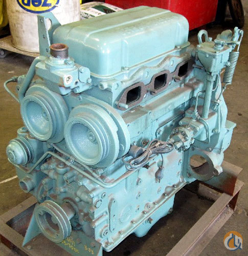Detroit Diesel Rebuilt Detroit Diesel 3-53 - 2 available