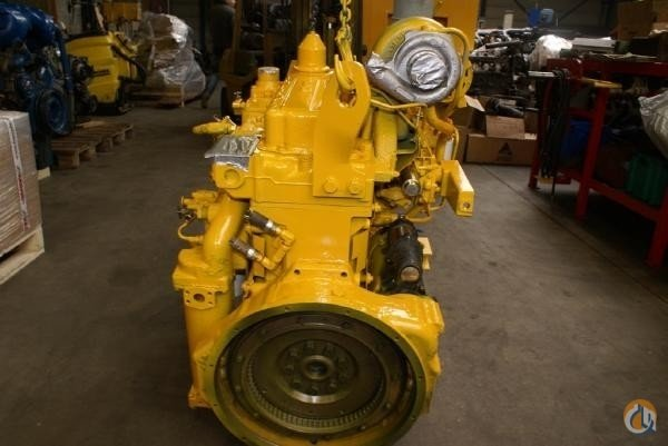 Caterpillar Caterpillar 3304 DIT Engines  Transmissions Crane Part for Sale on CraneNetwork.com