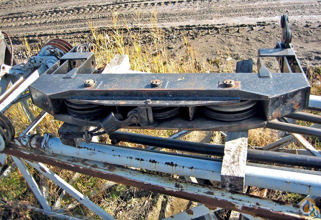 American Outer Bail Boom Sections Crane Part for Sale on CraneNetworkcom