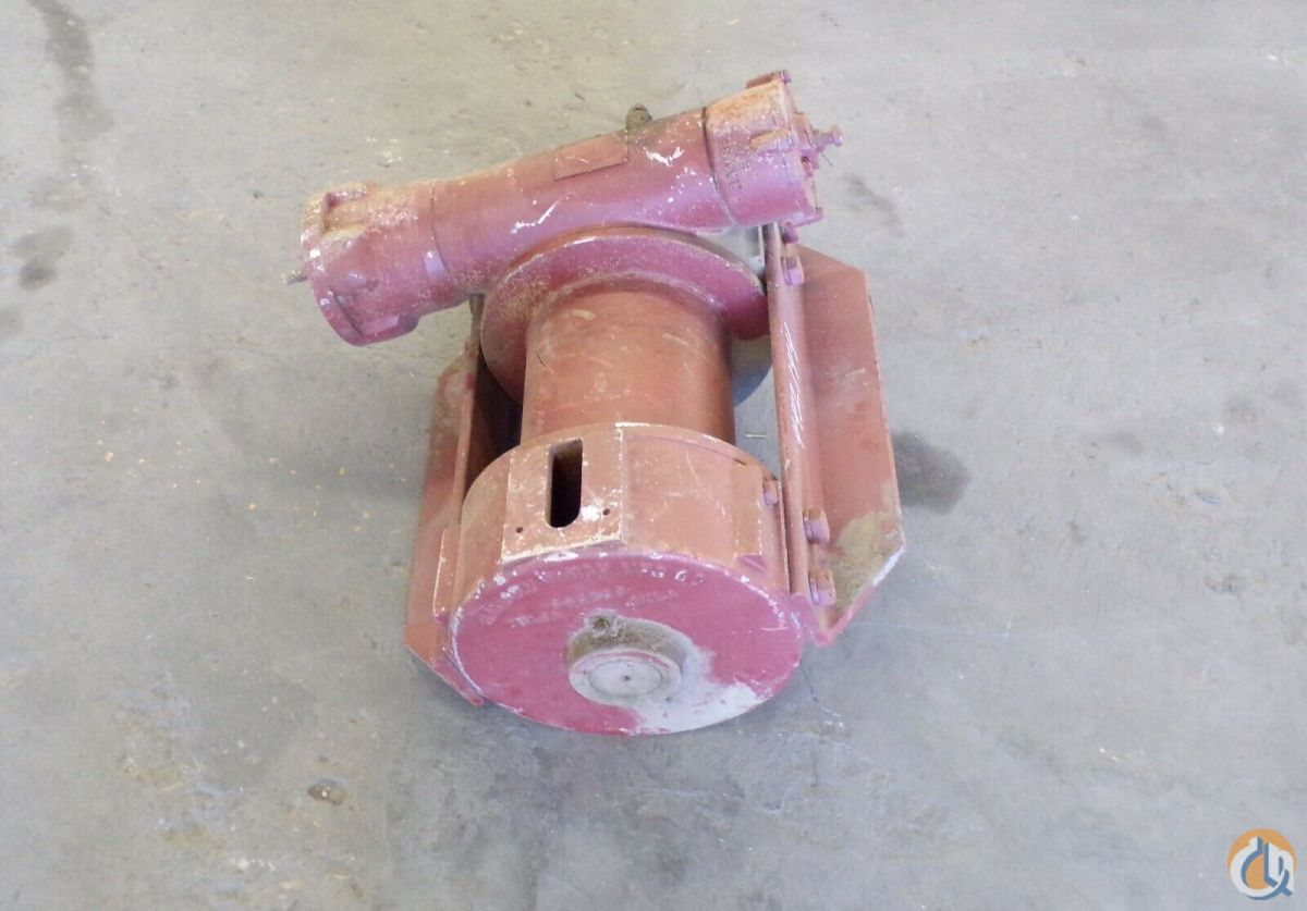 Ramsey RAMSEY 812 WORM GEAR WINCH 685258 30000LBS PULLING CAPACITY 401 GEAR RATIO Winches  Drums Crane Part for Sale in Coffeyville Kansas on CraneNetwork.com