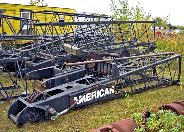 American Complete Angle Boom Boom Sections Crane Part for Sale on CraneNetwork.com