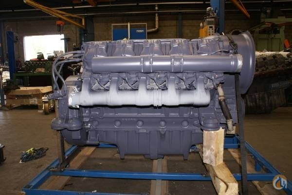 Deutz Deutz F10L413 Engines  Transmissions Crane Part for Sale on CraneNetwork.com