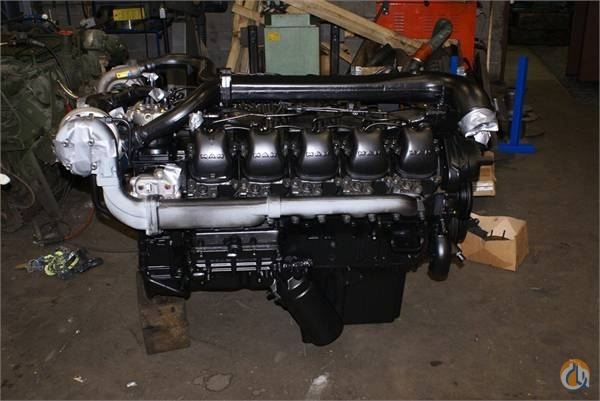 MAN MAN D2840LF01 Engines  Transmissions Crane Part for Sale on CraneNetwork.com