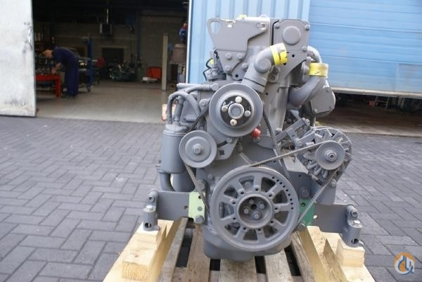 Deutz Deutz BF4M1013 Engines  Transmissions Crane Part for Sale on CraneNetwork.com