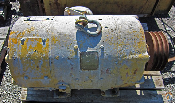Unknown Generator for Magnet Electro Magnet Crane Part for Sale in Saint-Constant Quebec on CraneNetworkcom