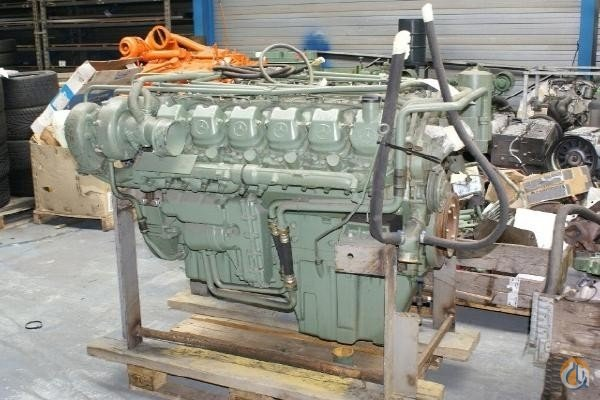 Mercedes-Benz Mercedes-Benz OM 424 A Engines  Transmissions Crane Part for Sale on CraneNetworkcom
