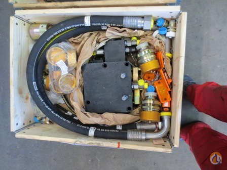 Grove Aux winch preparation kit GMK5220 Aux. Sheave Assy. Crane Part for Sale on CraneNetwork.com