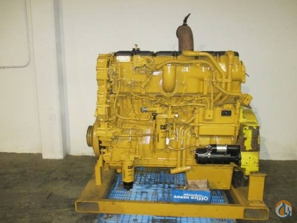 Caterpillar Caterpillar C18 Engines  Transmissions Crane Part for Sale on CraneNetworkcom