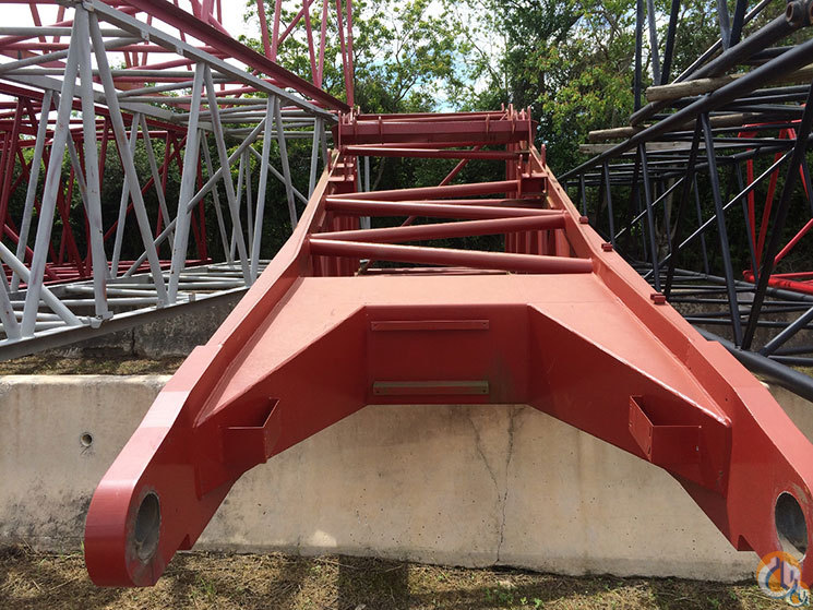 Manitowoc Manitowoc 888 22EL 1 X 30039 Base Boom Sections Crane Part for Sale on CraneNetwork.com