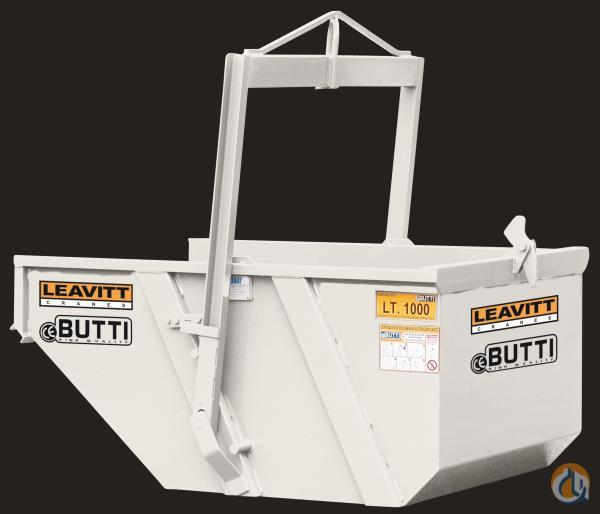 Other Butti Self Unloading Bucket 239 Buckets Drag Clam Concrete Crane Part for Sale in Tukwila Washington on CraneNetworkcom