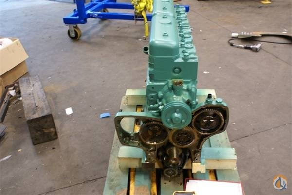 Volvo Volvo TD 70 G LONG-BLOCK Engines  Transmissions Crane Part for Sale on CraneNetwork.com