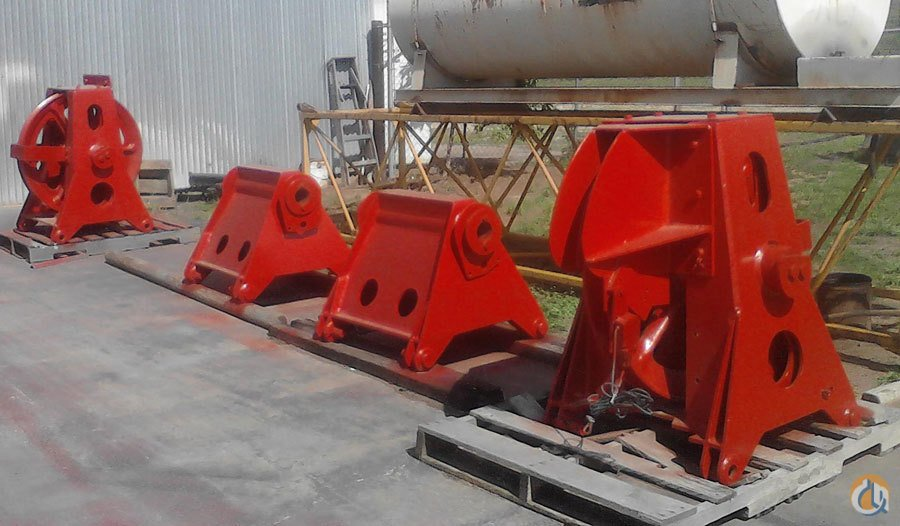 Manitowoc Manitowoc 22 Upper Boom Point Extension Boom Tip Extension  Crane Part for Sale on CraneNetwork.com