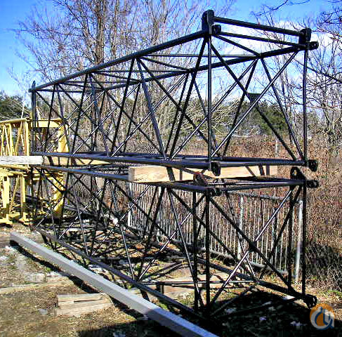 Lima Lima 45SC Boom Boom Sections Crane Part for Sale on CraneNetwork.com