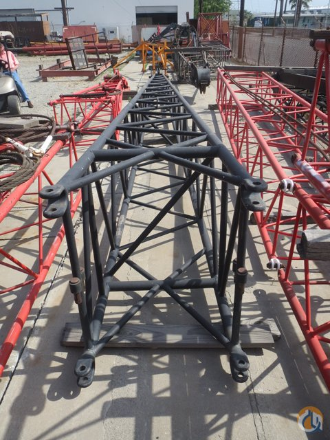 Link-Belt LINK-BELT 33039 Swing Away FlyJib Jib Sections  Components Crane Part for Sale in Long Beach California on CraneNetworkcom